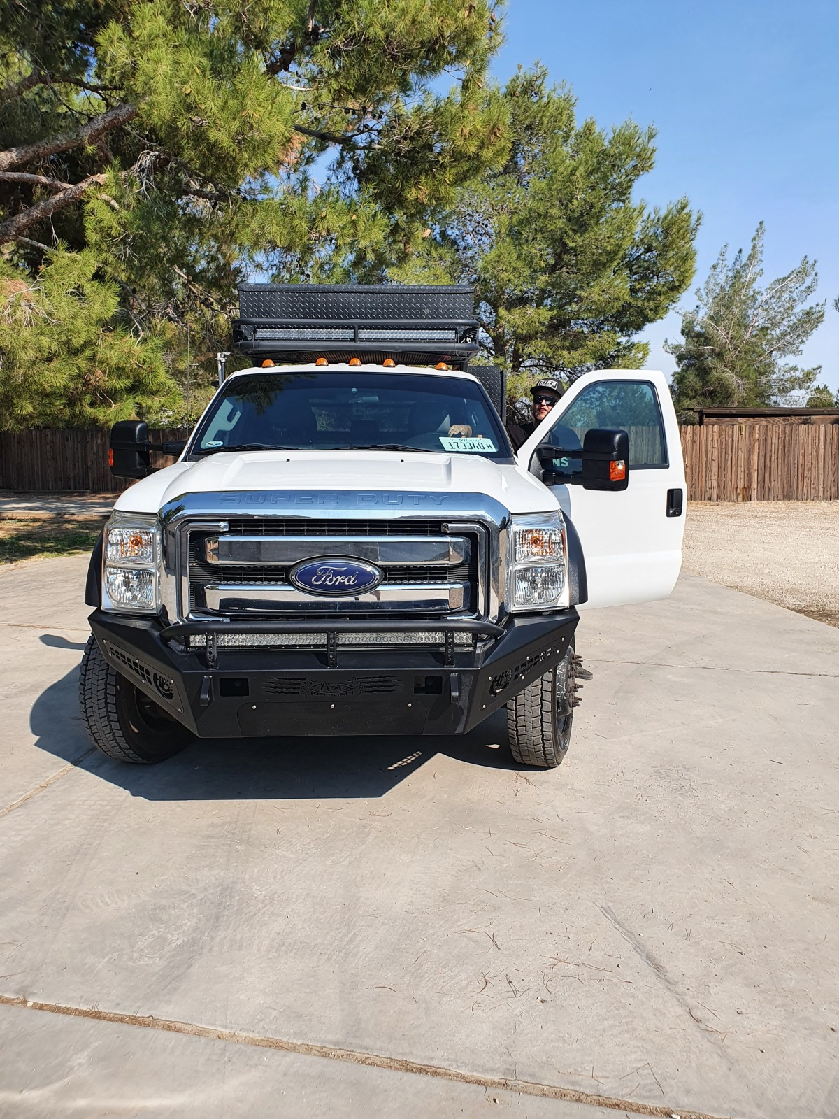 For Sale: 2015 Ford F-550 Crew Cab Chase Truck - photo23