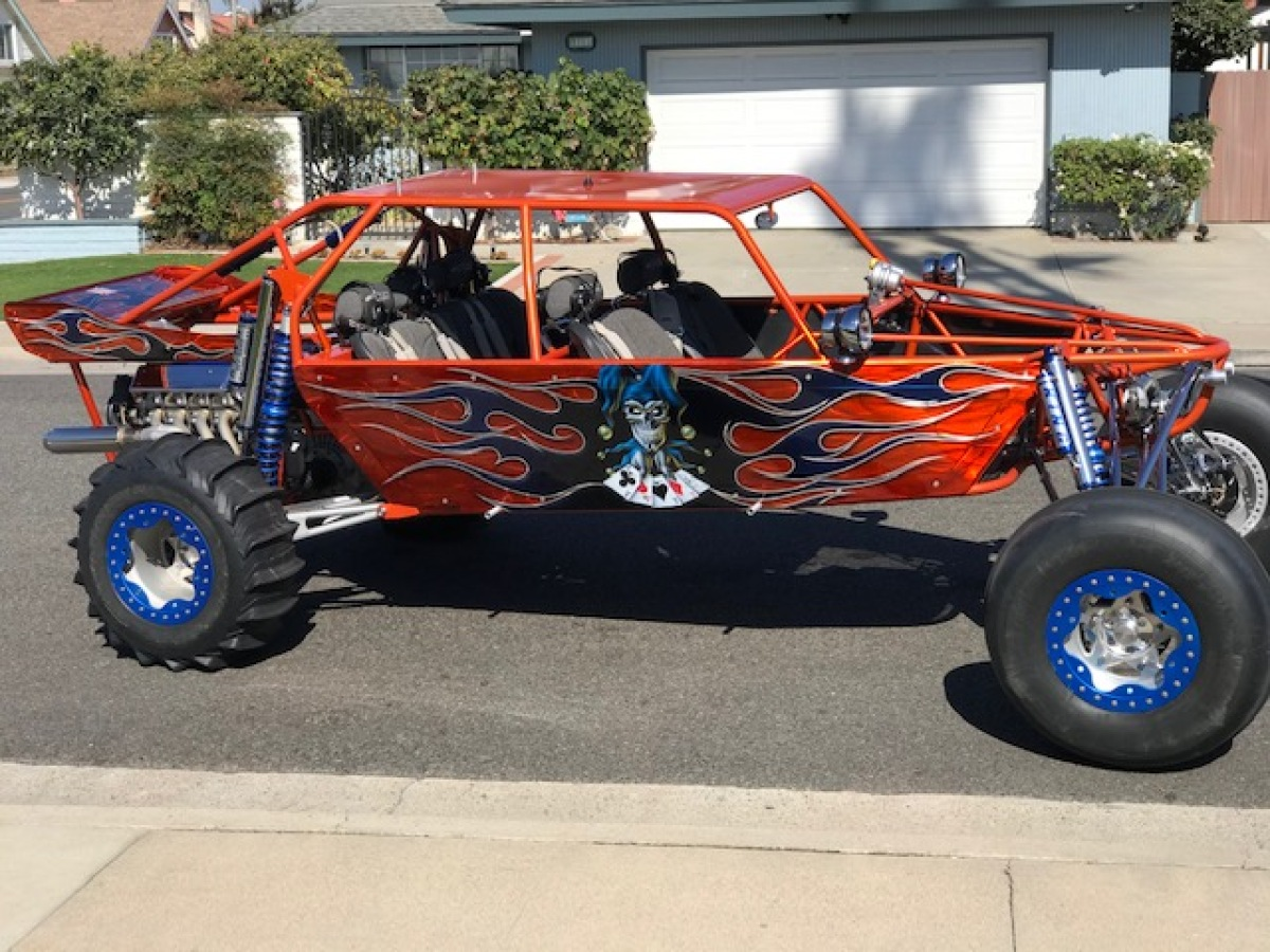 For Sale: Extreme Performance Double Throw Down - photo0
