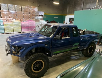 For Sale:Ford Ranger Extra Cab 1450 Race Truck-LONG TRAVEL