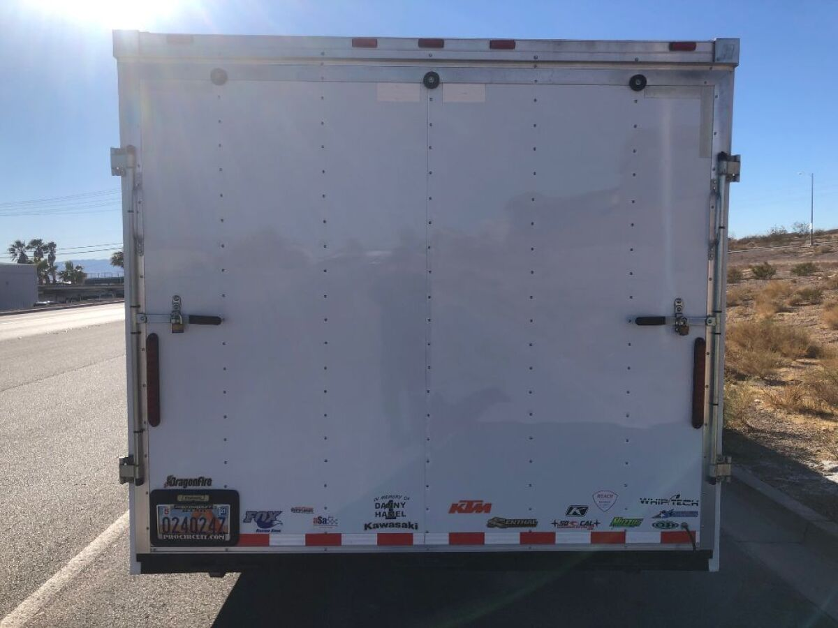 For Sale: 2009 Haulmark 38 foot gooseneck enclosed trailer - photo5