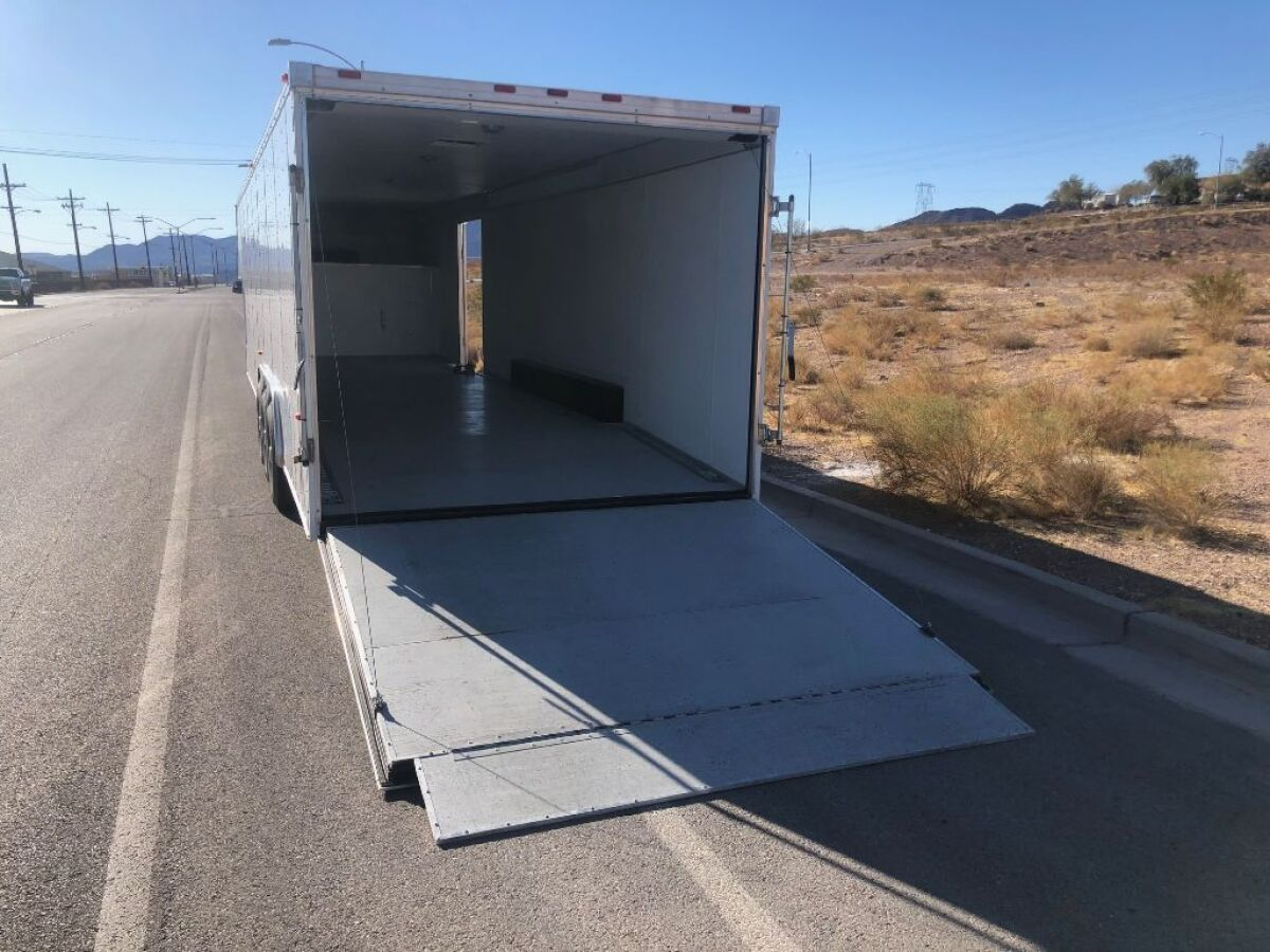 For Sale: 2009 Haulmark 38 foot gooseneck enclosed trailer - photo11