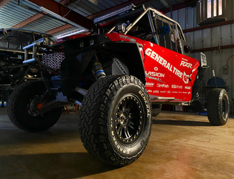 For Sale:Polaris RZR Turbo Desert Race Car (Former RZR Star Car)