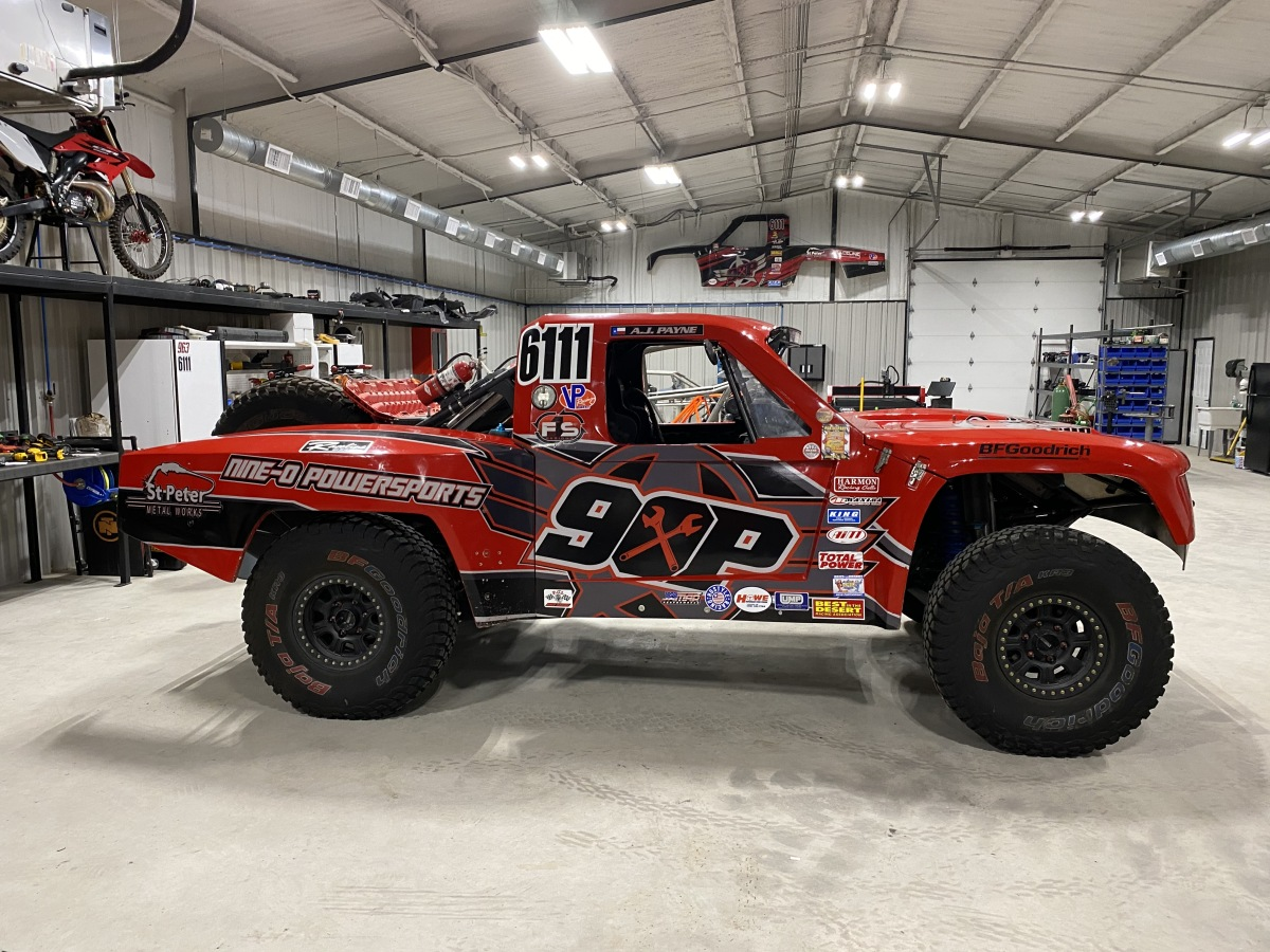For Sale: Brenthel 6100 Spec Trophy Truck Gen 2.  - photo2