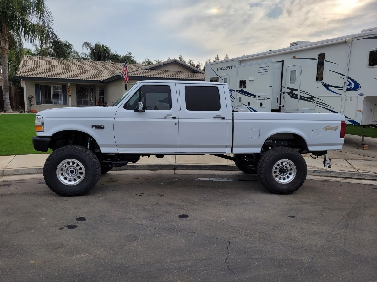 For Sale: OBS Ford 4x4 crew cab short bed...SOLD...SOLD...SOLD...SOLD Thanks RDC - photo0