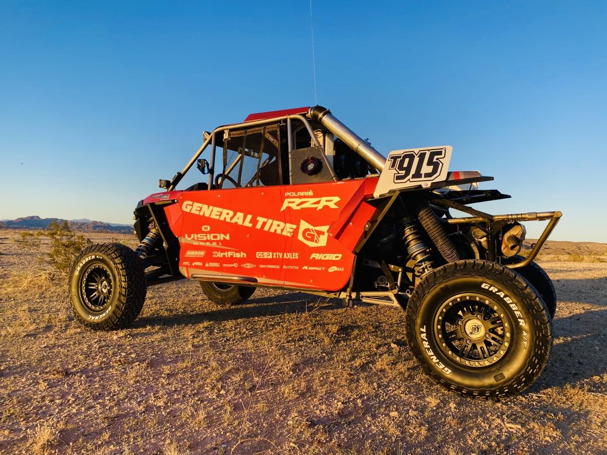 For Sale: Polaris RZR Turbo Desert Race Car (Former RZR Star Car) - photo2