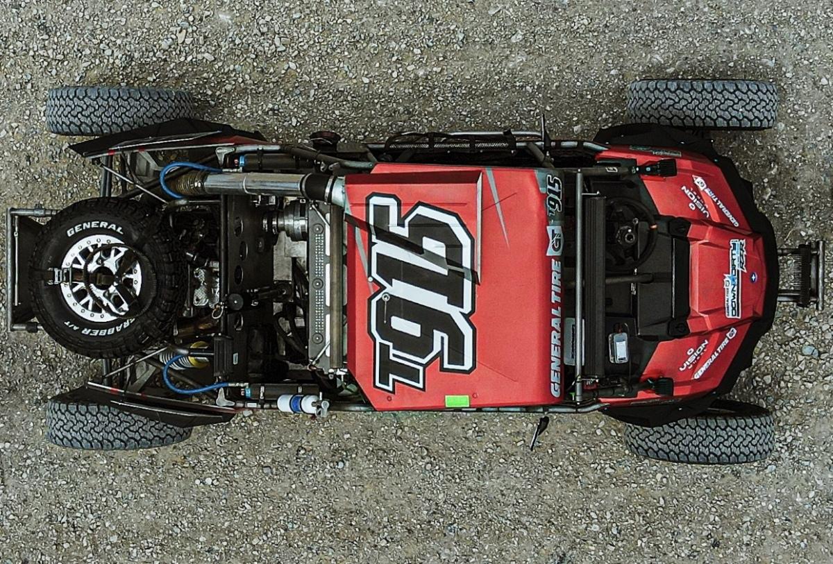 For Sale: Polaris RZR Turbo Desert Race Car (Former RZR Star Car) - photo1