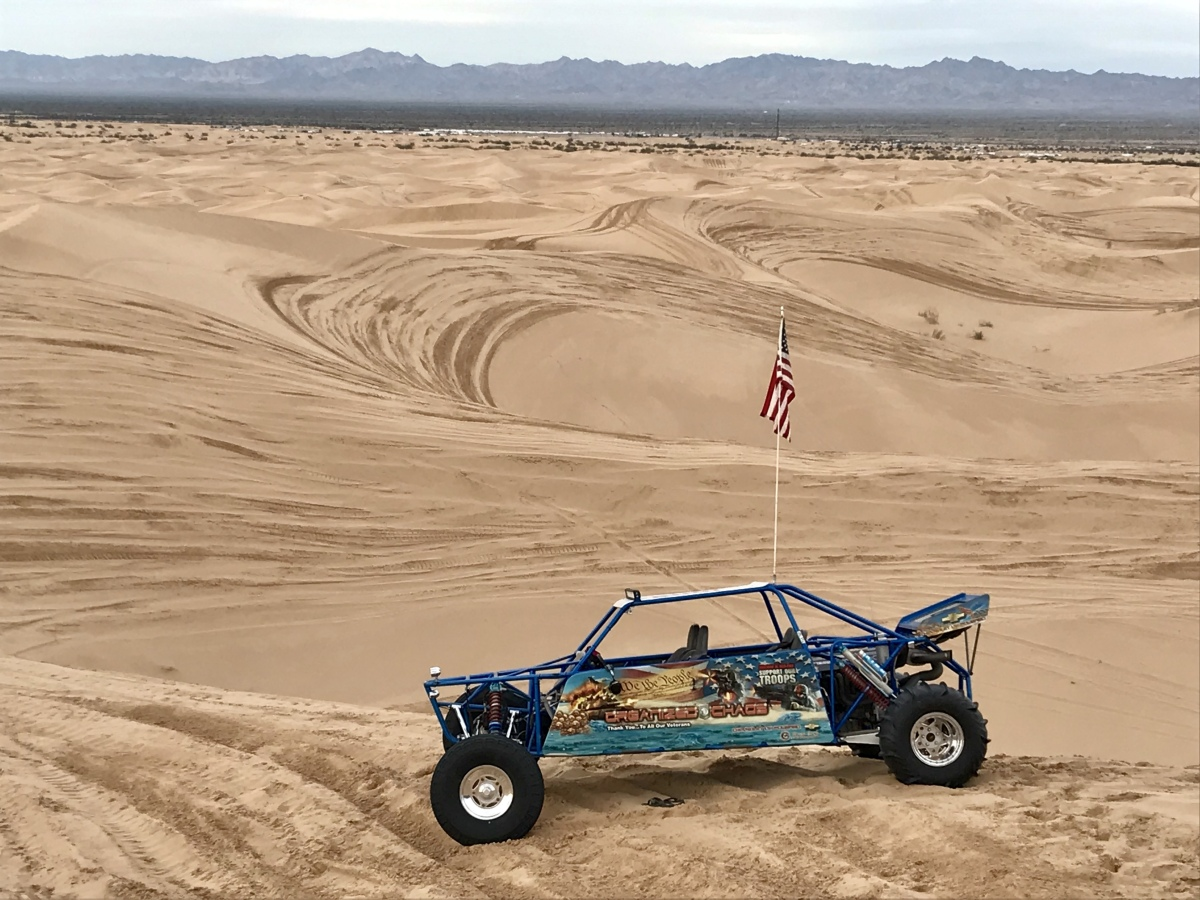 For Sale: DunnTech HD Sand Car - photo1