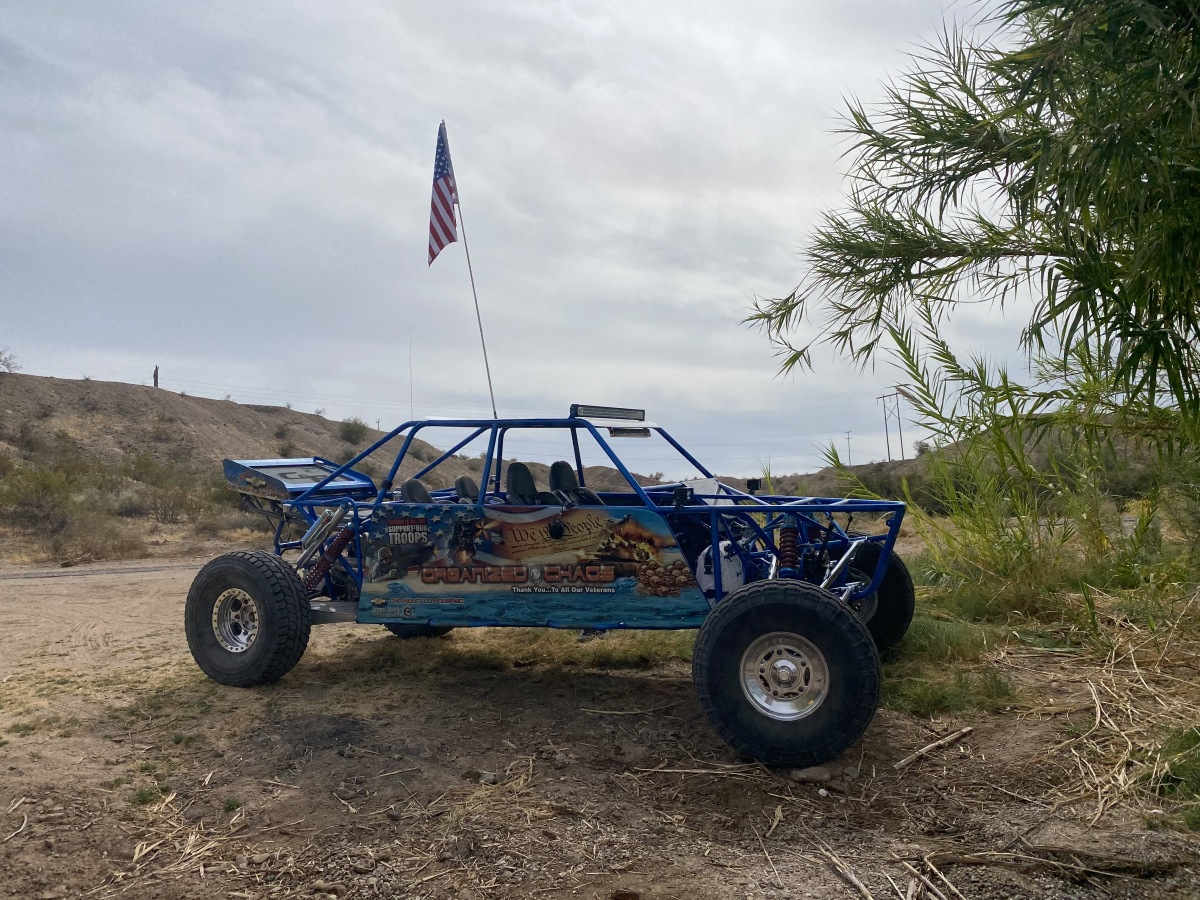 For Sale: DunnTech HD Sand Car - photo2