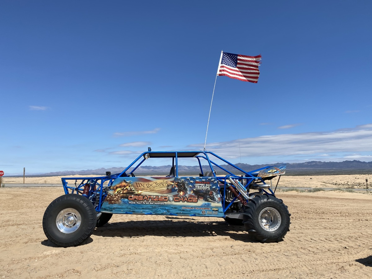 For Sale: DunnTech HD Sand Car - photo0