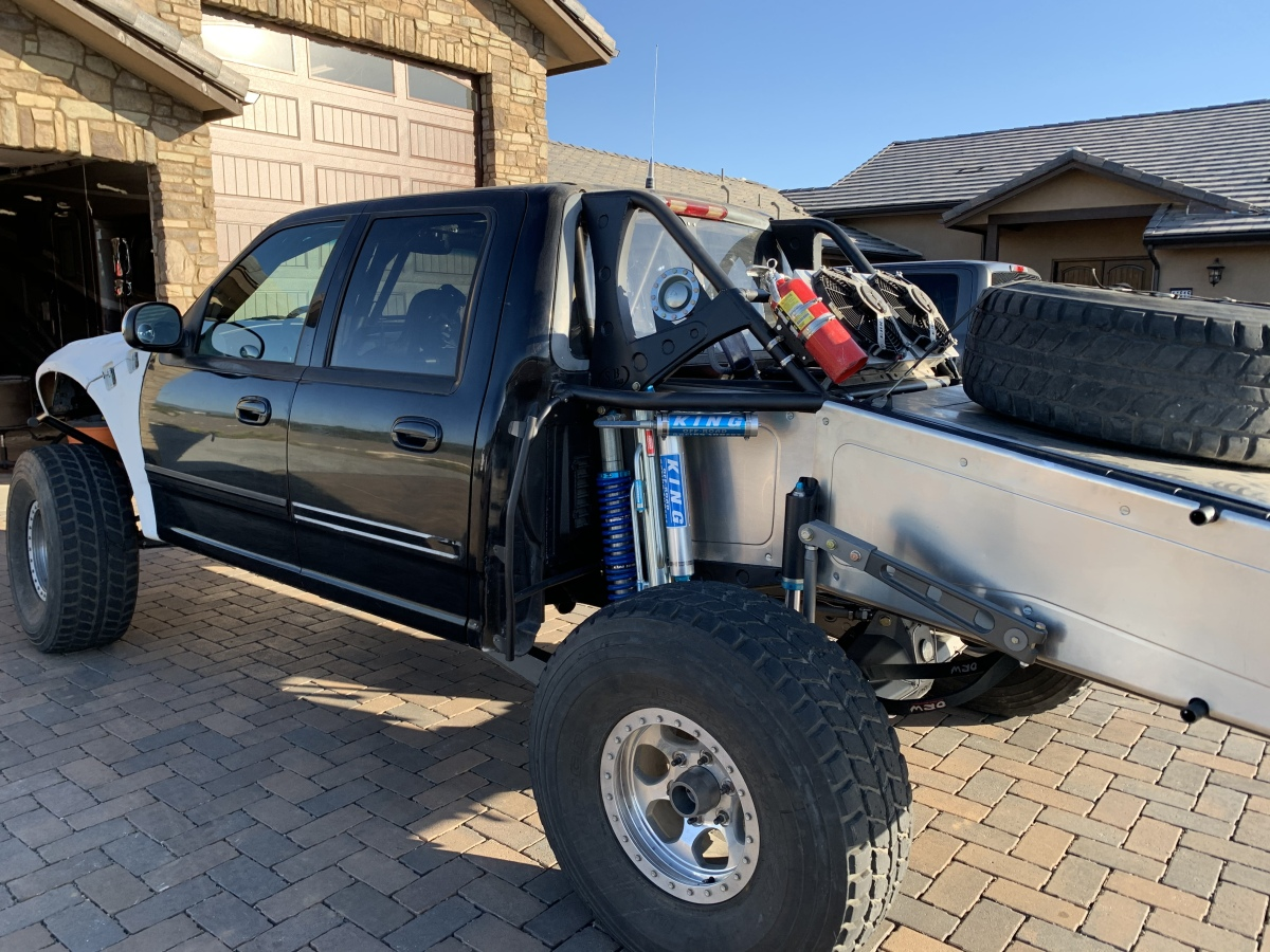 For Sale: ****PRICE REDUCED*****Crew cab prerunner  - photo0