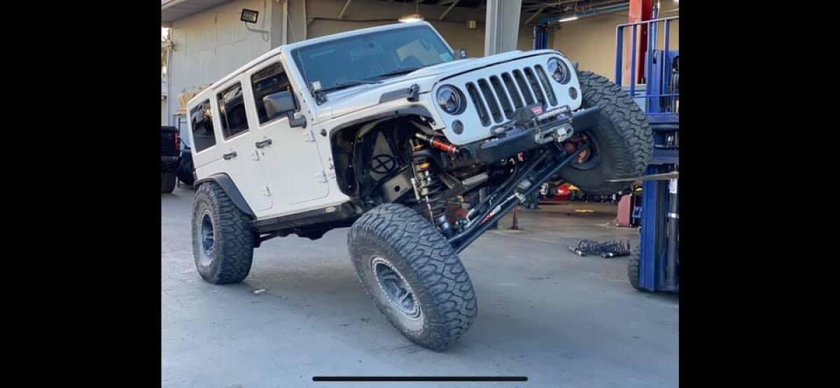 For Sale: 2015 Jeep Wrangler - photo0