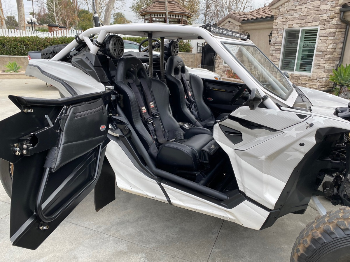 For Sale: 2018 X3 TURBO CAN-AM 2 SEATER - photo38