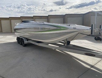 For Sale:2018 29 ft Nordic Deck Boat
