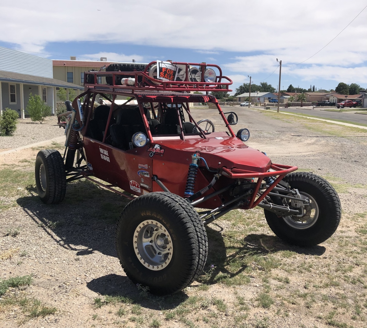 For Sale: Dual Sport Buggy - photo0