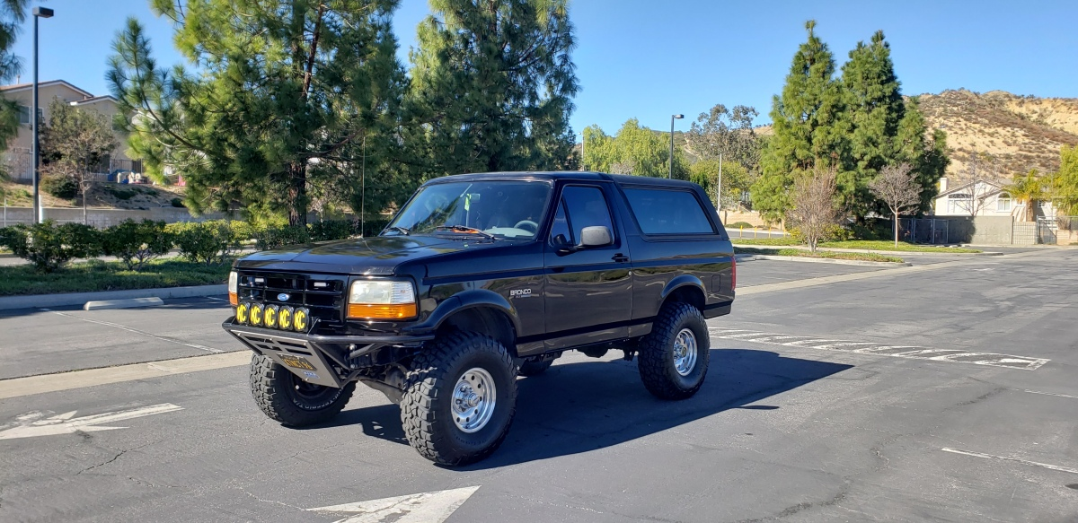 For Sale: 1996 bronco 5.0 - photo0