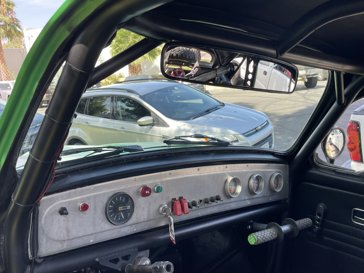 For Sale: 1969 VW Baja. STREET LEGAL MUST SEE. (Dirty Pickle) - photo7