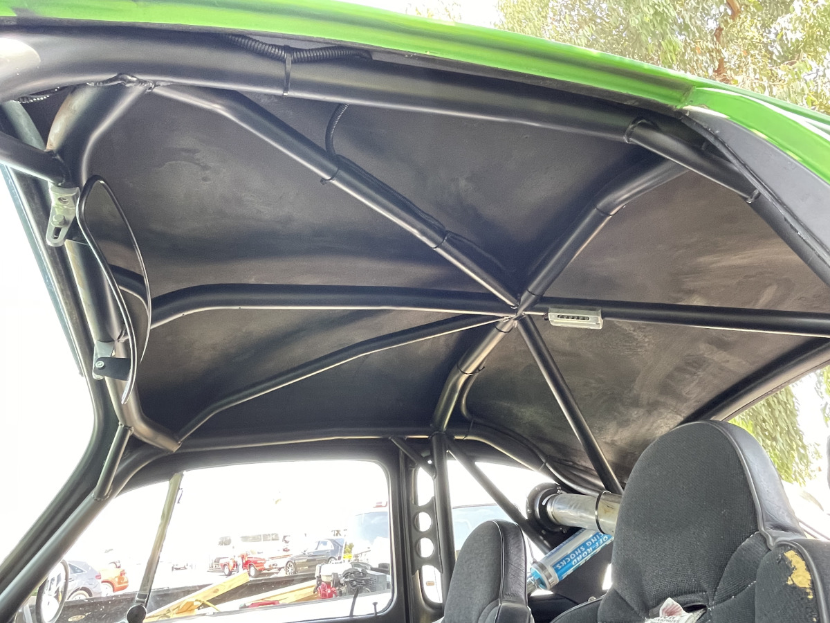 For Sale: 1969 VW Baja. STREET LEGAL MUST SEE. (Dirty Pickle) - photo6