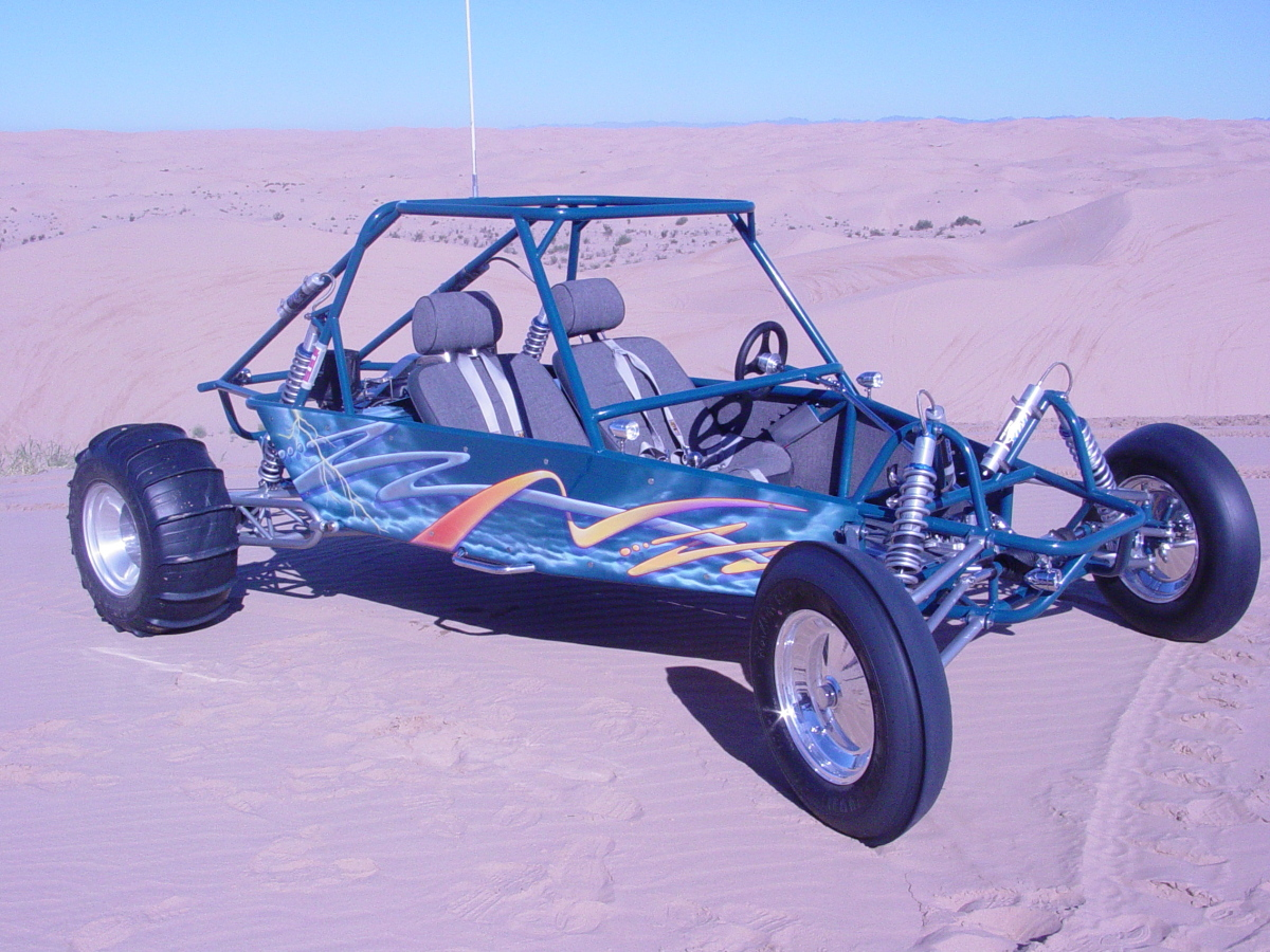 For Sale: 2004 Scorpion Mid Engine 2 Seater Sand Car - photo0