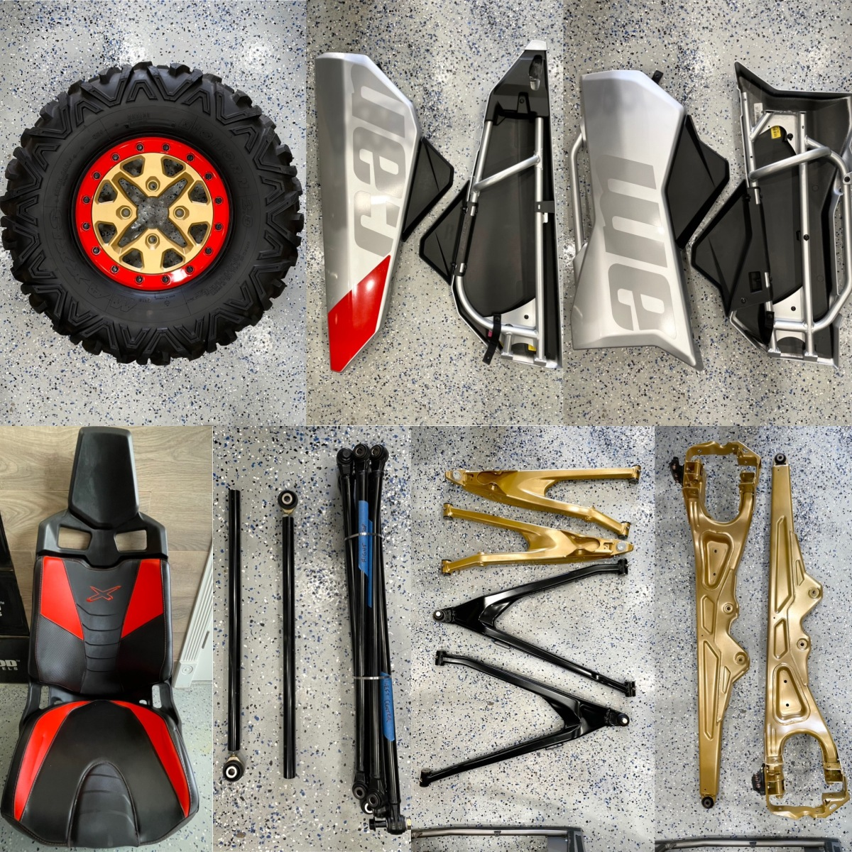 For Sale: ***Stock 2019 Can Am X3 Max XRS Parts*** - photo0