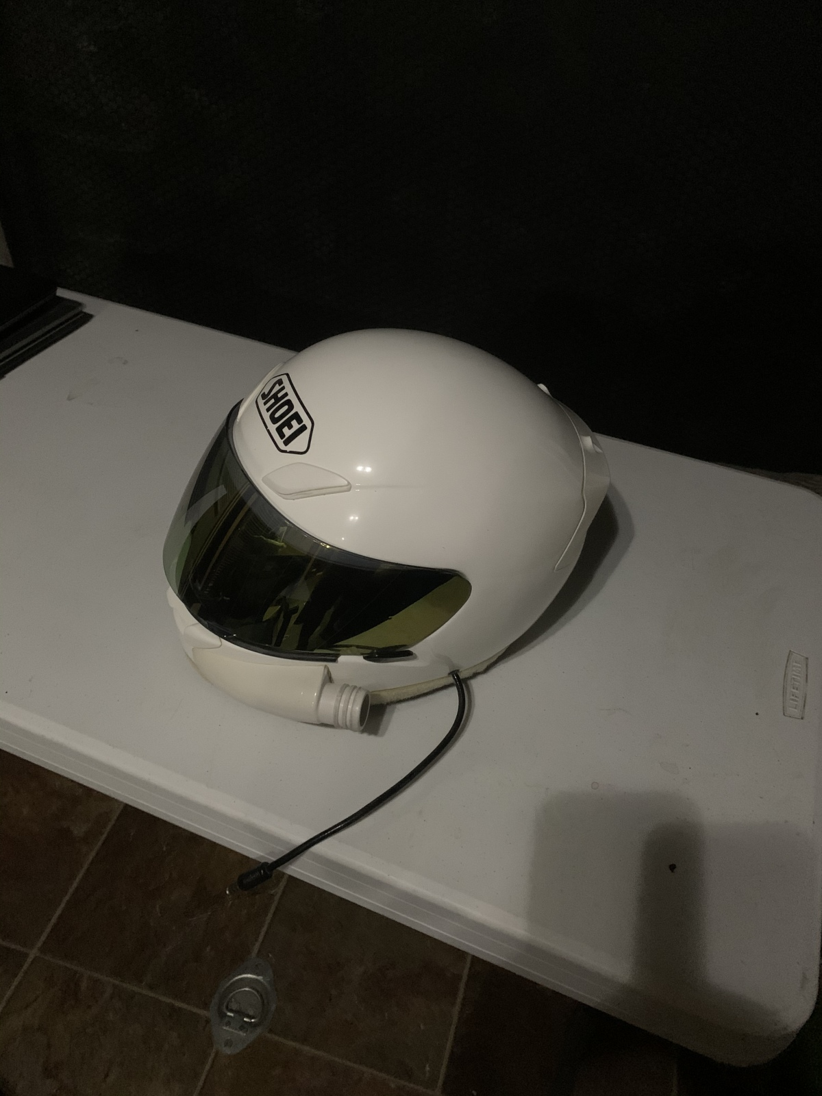 For Sale: Shoei PCI Helmet-XL - photo0