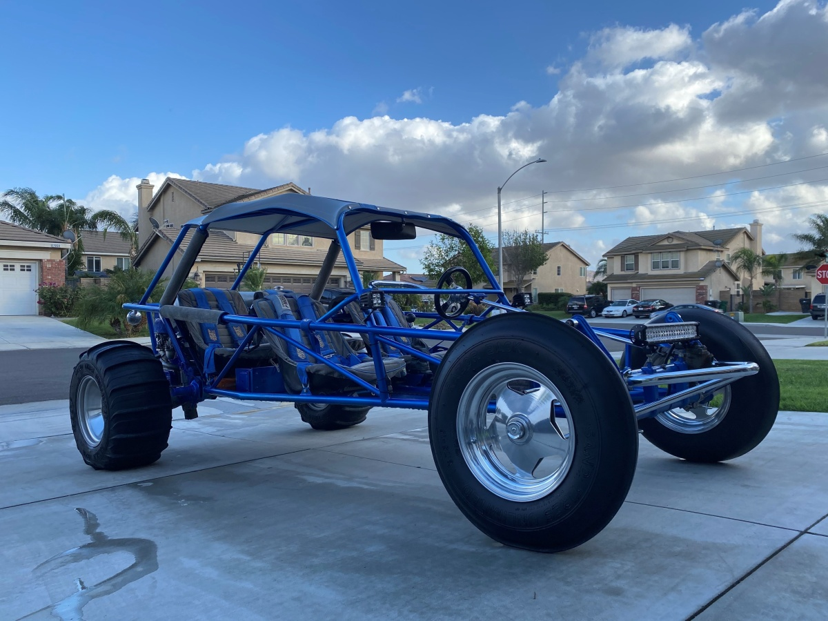 For Sale: Sand Cars Unlimited Dune Buggy - photo0