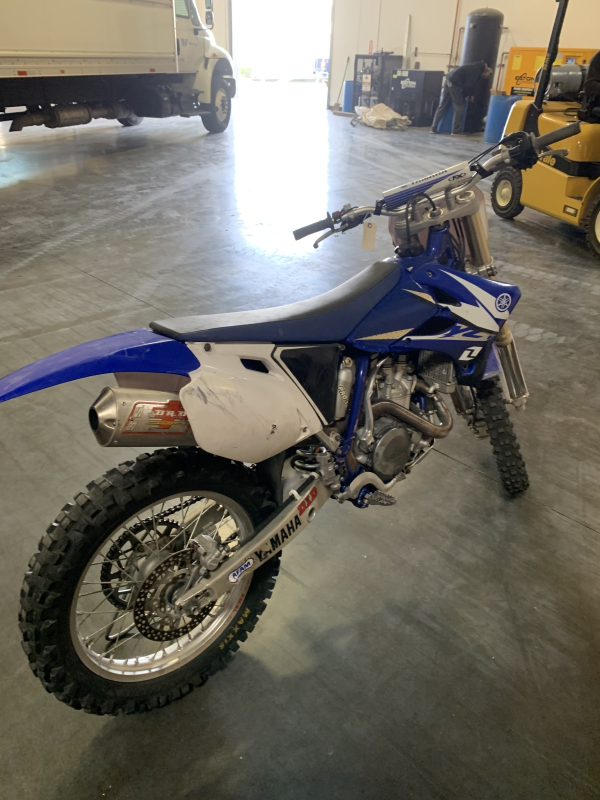 For Sale: 2005 YZ450 - photo1