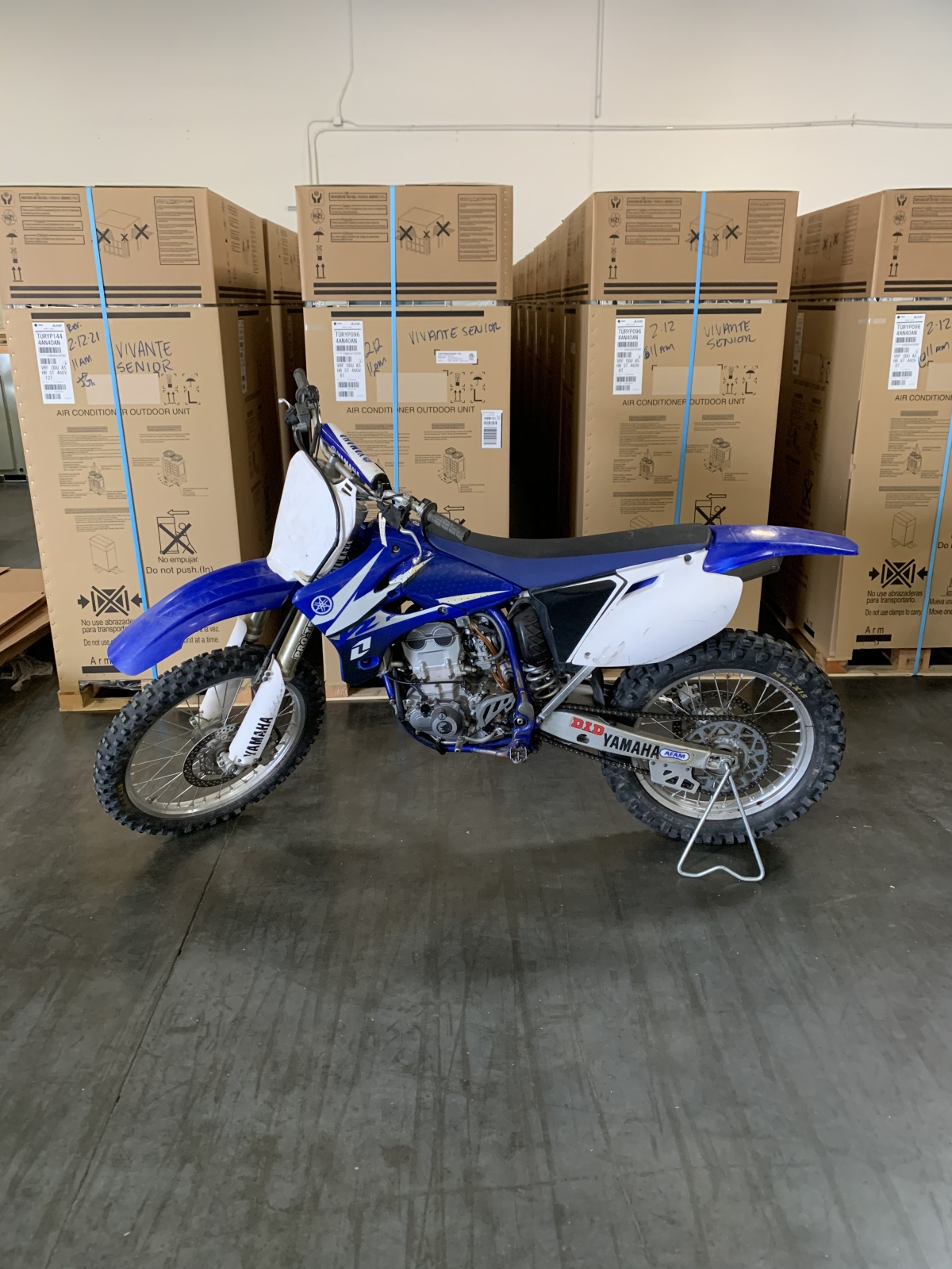 For Sale: 2005 YZ450 - photo0