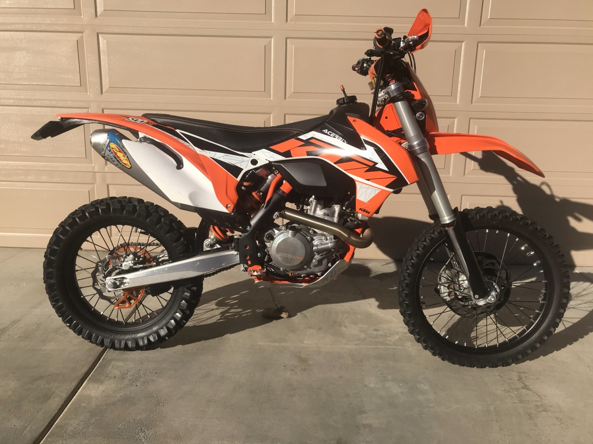 For Sale: 2016 KTM 500 EXC  - photo0