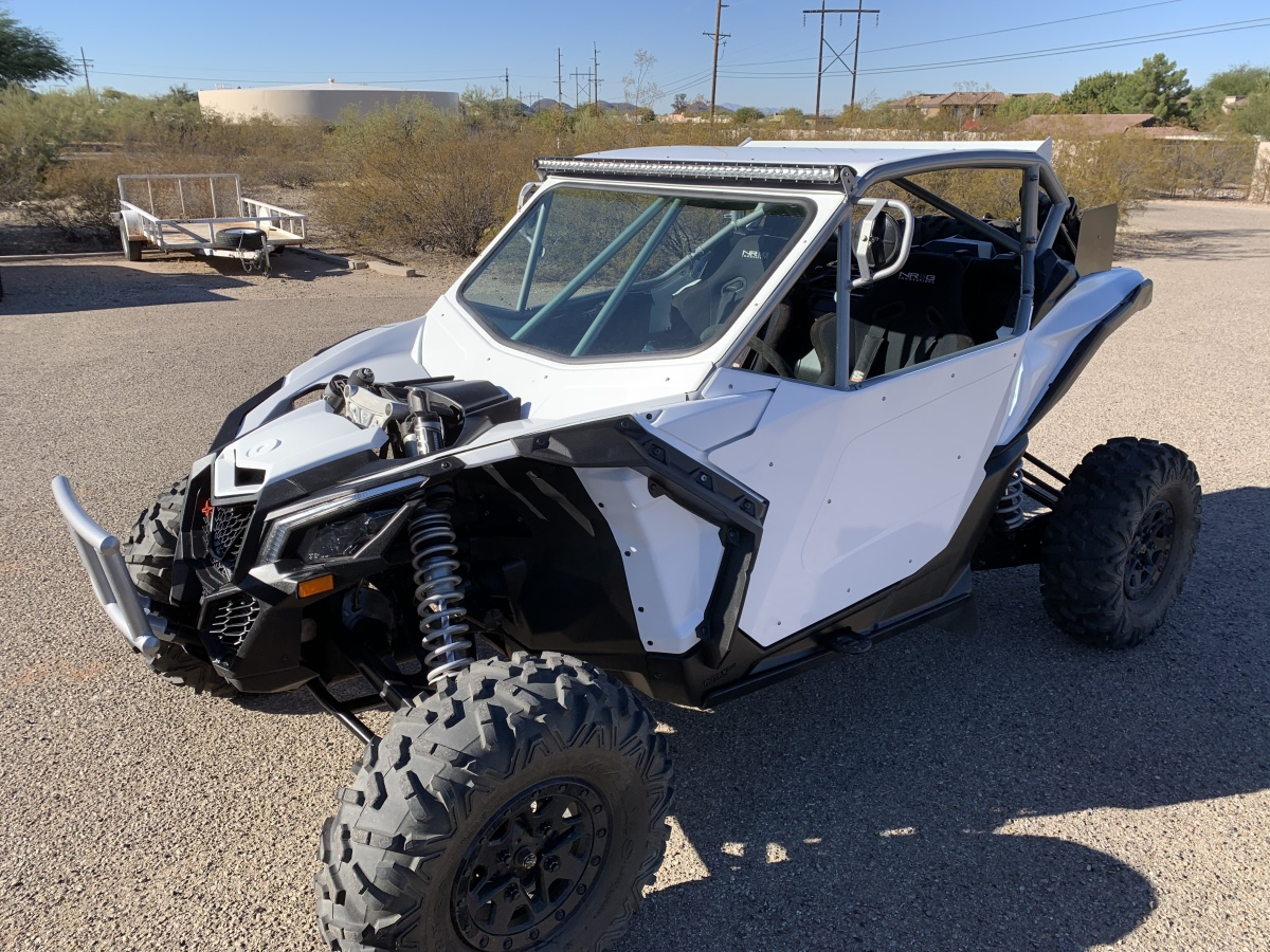 "For Sale: Canam x3 xrs 72"" - photo1"