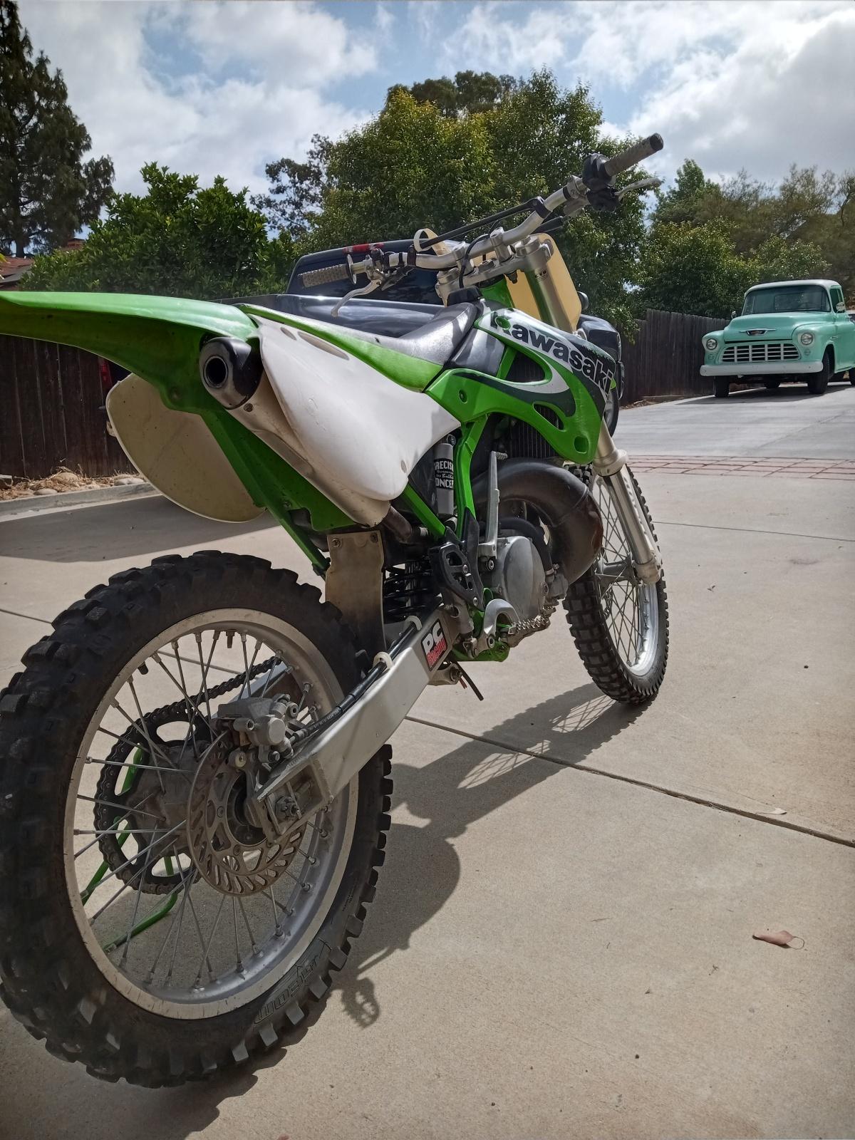For Sale: KX250  - photo2