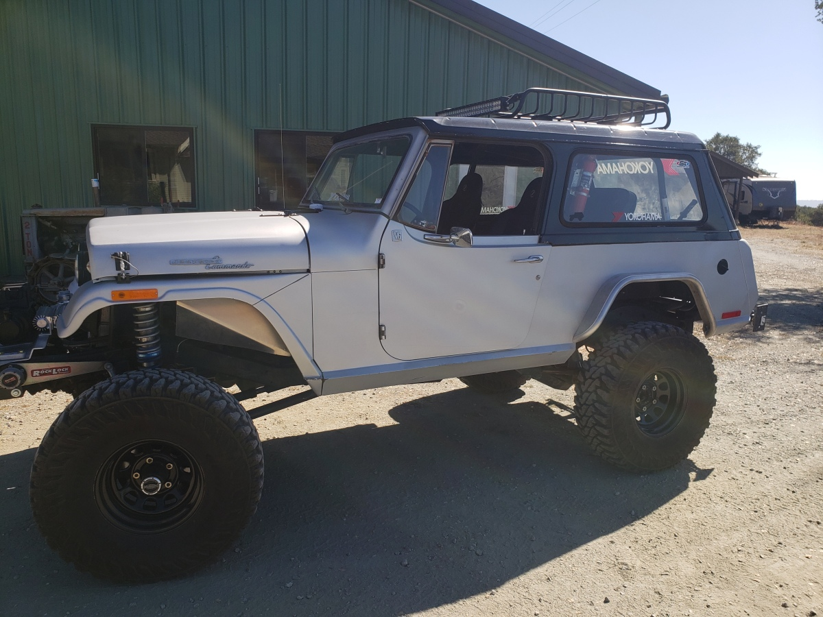 For Sale: 1969 Jeepster Commando - photo0