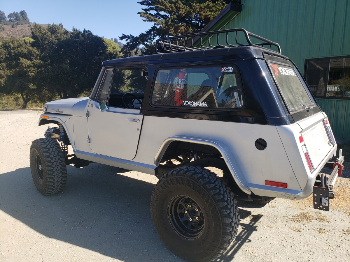 For Sale: 1969 Jeepster Commando - photo1