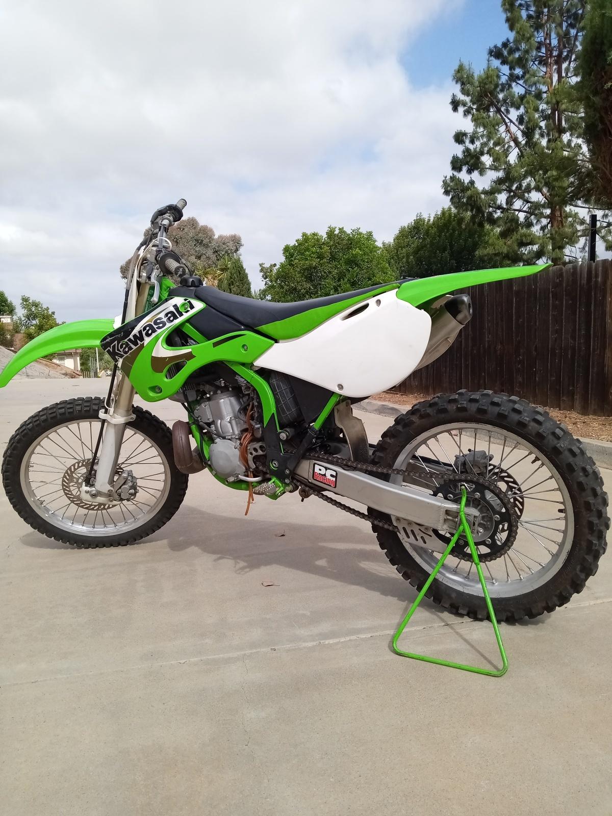 For Sale: KX250  - photo1