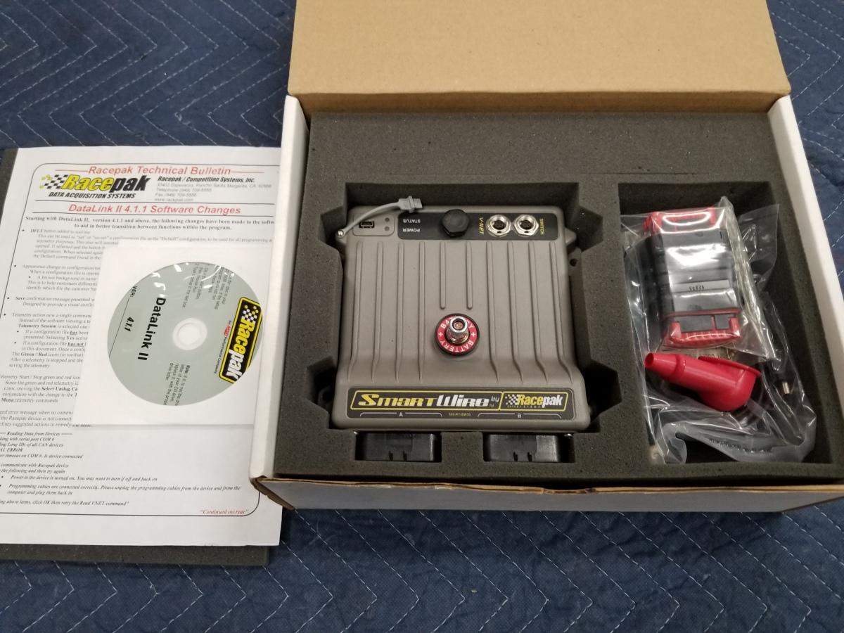 For Sale: New Racepak SmartWire Power Distribution Module  - photo0