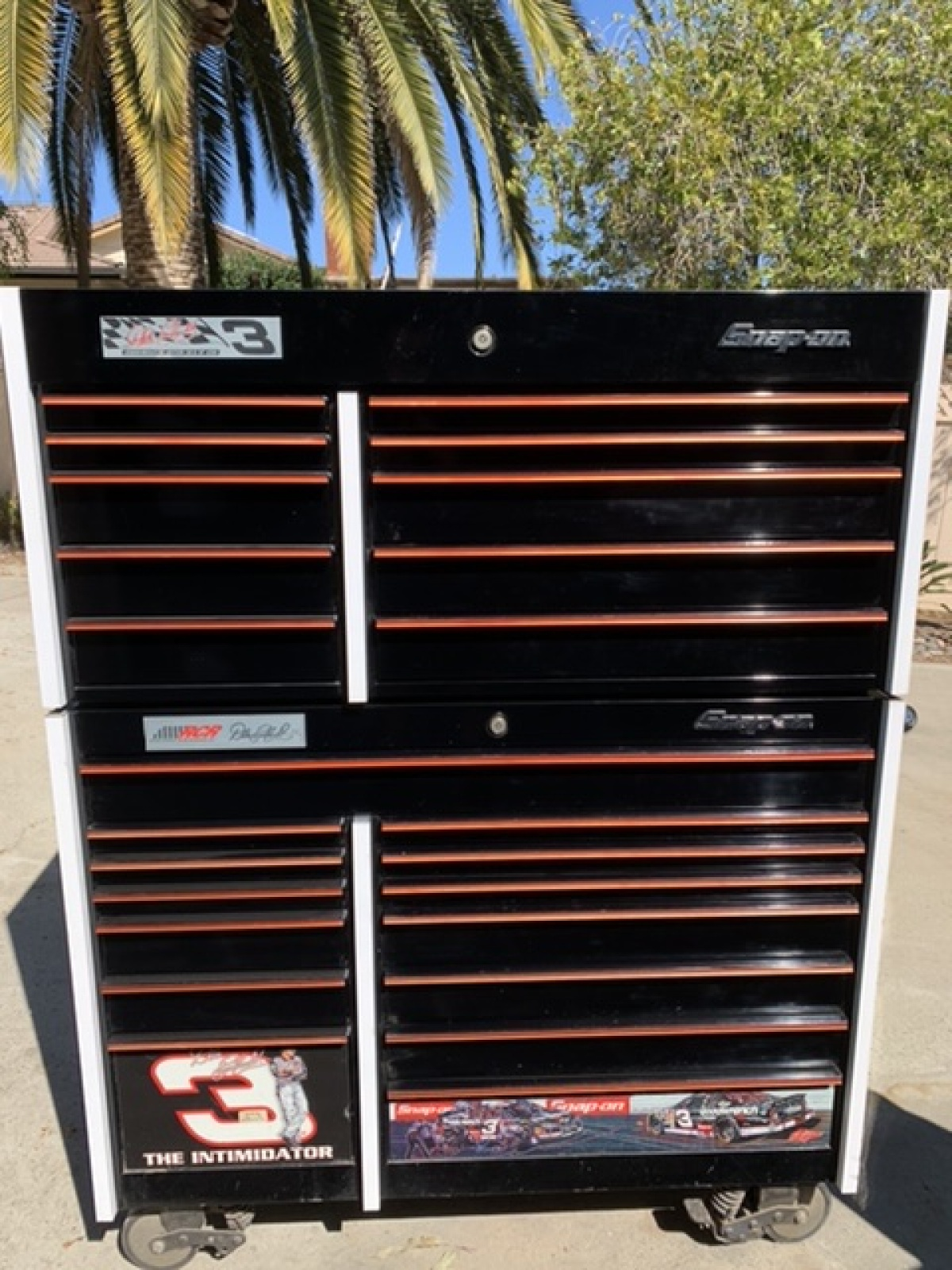 For Sale: Dale Earnhardt Edition Tool Box - photo0