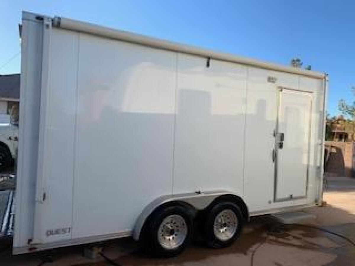 For Sale: ATC 20FT all aluminum enclosed trailer - photo2