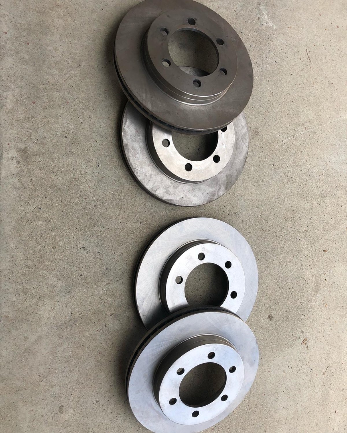 For Sale: 99-06 Silverado Front Rotors - photo0