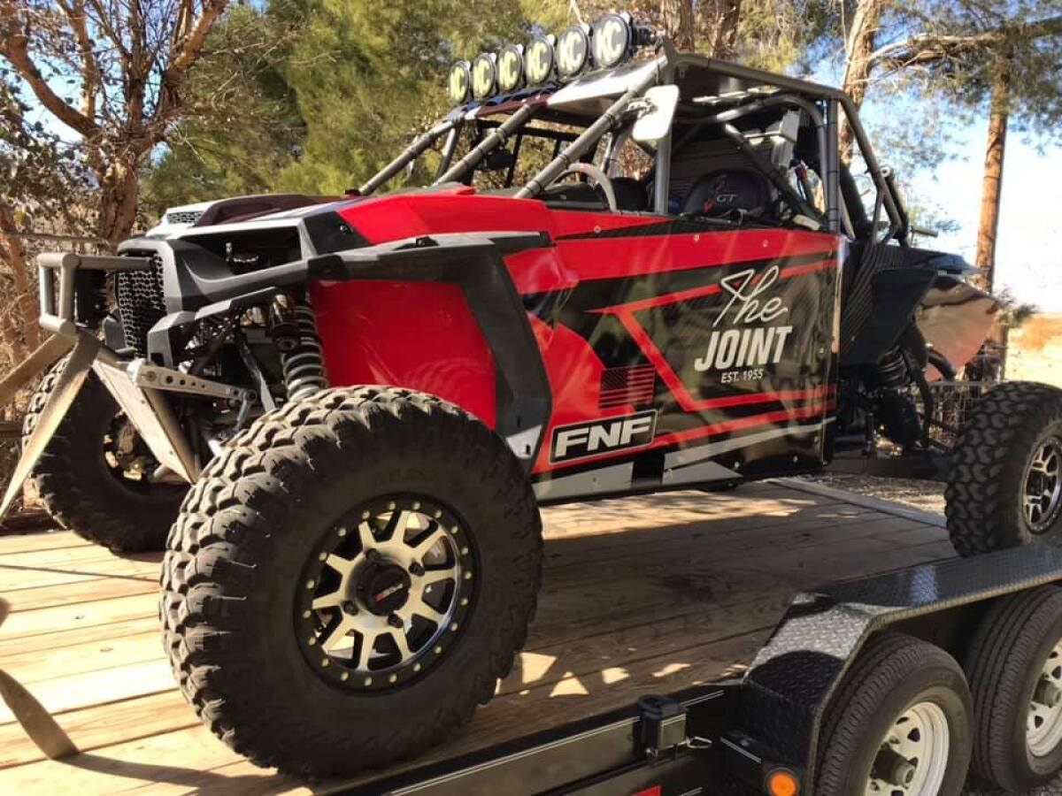 For Sale: BITD Race RZR Health issue causing sale.  $47K - photo1