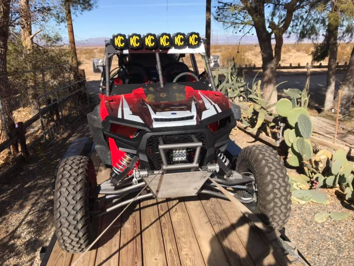 For Sale: BITD Race RZR Health issue causing sale.  $47K - photo2