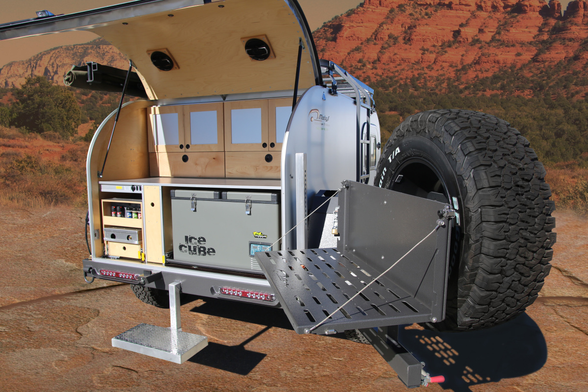 For Sale: Adventure Offroad Teardrop Trailer - photo8