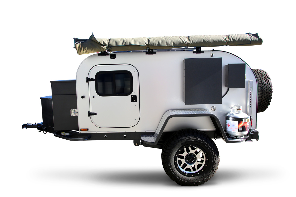 For Sale: Adventure Offroad Teardrop Trailer - photo6