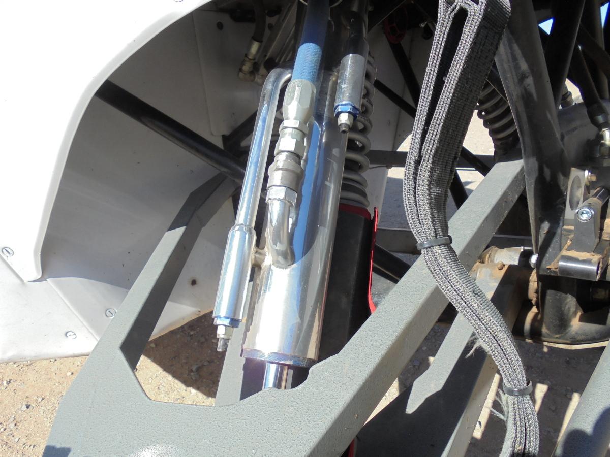 For Sale: 2005 Desert Dynamics 2-seat prerunner - photo18