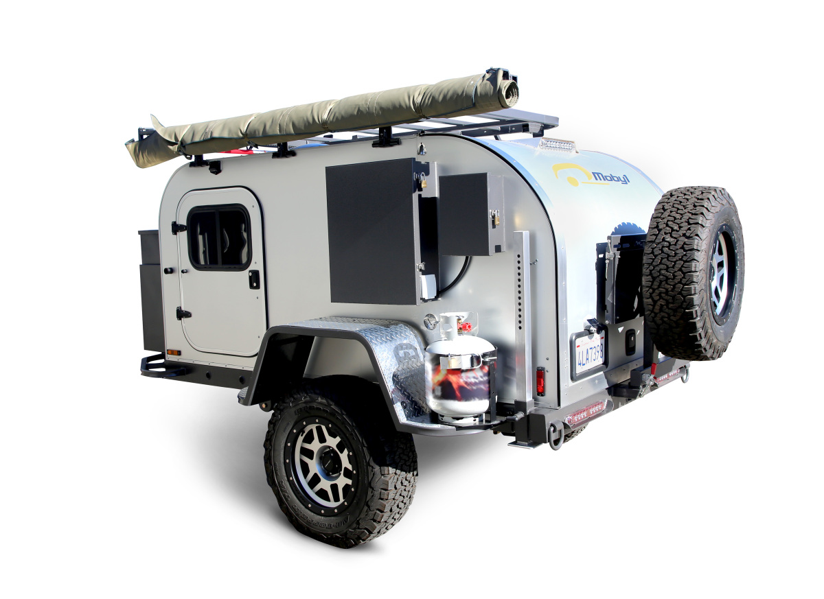 For Sale: Adventure Offroad Teardrop Trailer - photo5