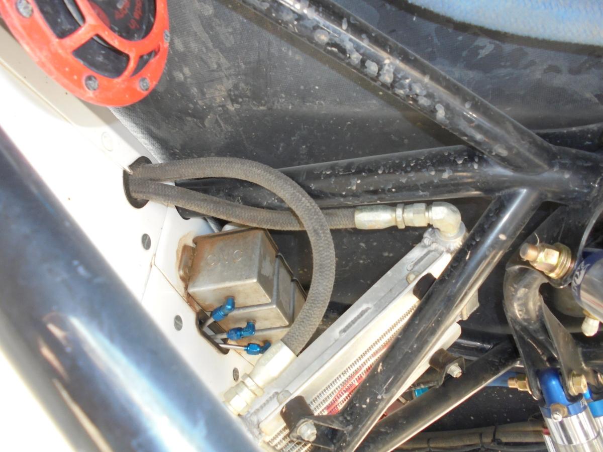 For Sale: 2005 Desert Dynamics 2-seat prerunner - photo21