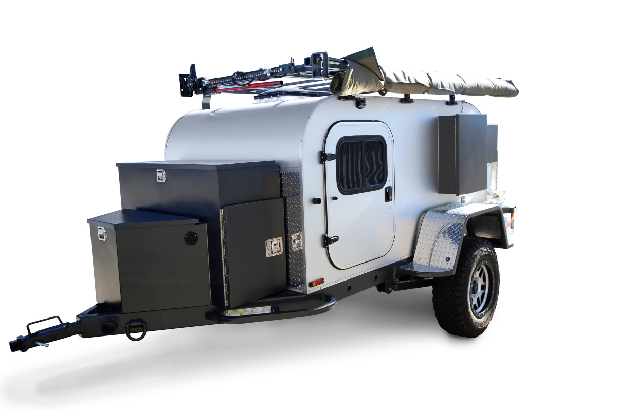 For Sale: Adventure Offroad Teardrop Trailer - photo3