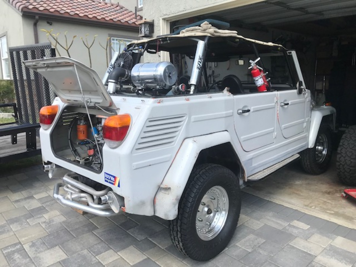 For Sale: VW THING - photo1