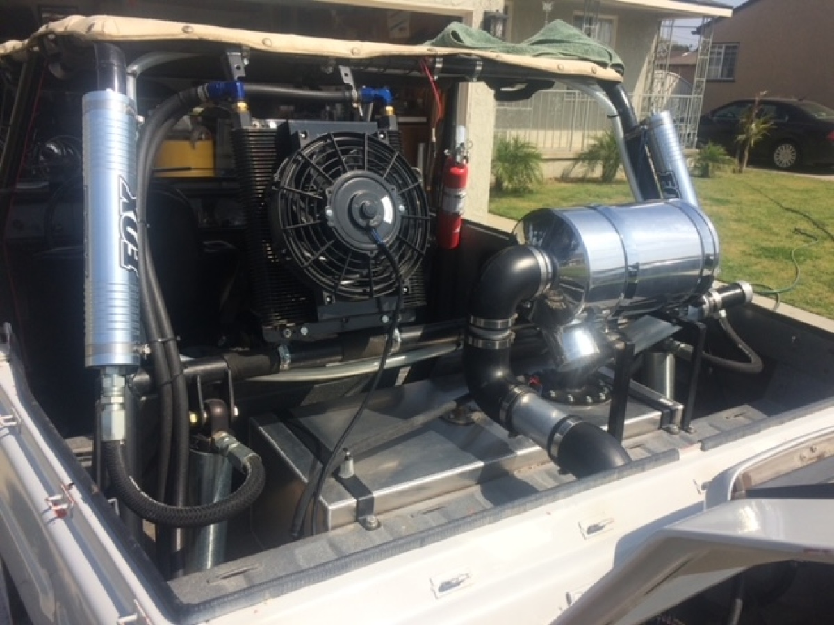 For Sale: VW THING - photo13