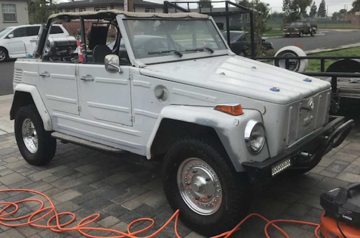 For Sale: VW THING - photo0