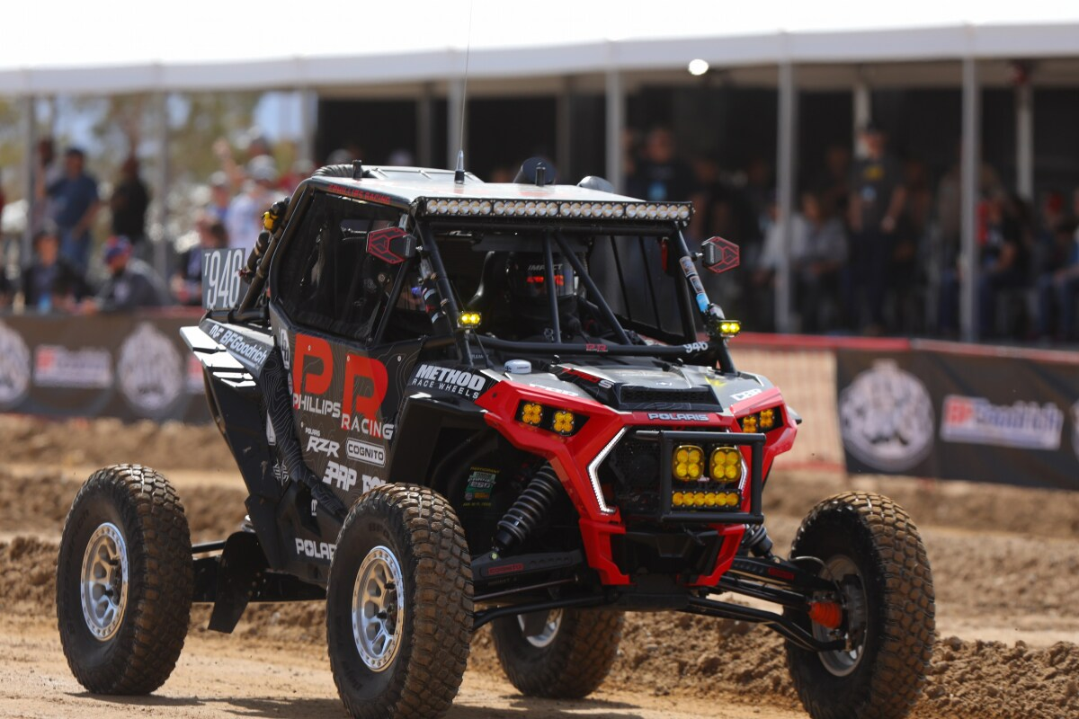 For Sale: 2019 Turbo S BITD/SCORE/HAMMERS Legal Polaris RZR Race Chassis - photo0