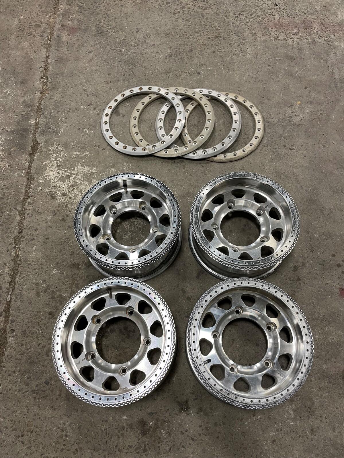 For Sale: Method Buggy Wheels 15